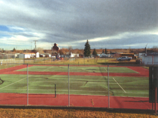 Big Valley Tennis Courts