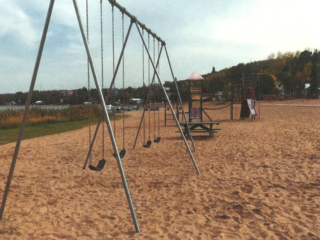 Rochon Sands Playground On The Beach