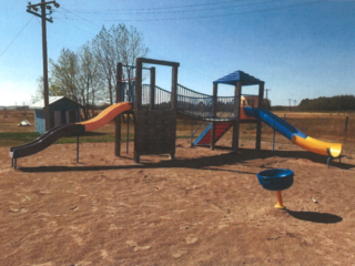 Big Valley Agriculture Society Playground
