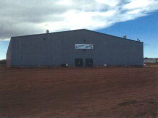 Big Valley Arena