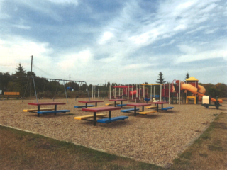 Buffalo Lake Meadows Playground
