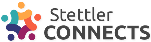Stettler Connects logo